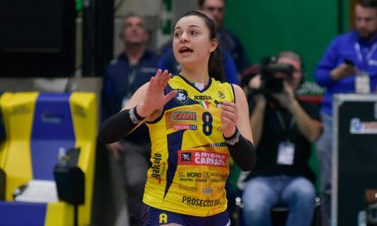 Zanetti Bergamo, un altro annuncio: il nuovo libero è Eleonora Fersino