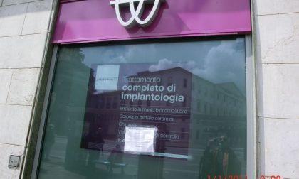 Le cliniche Dentix chiudono per fallimento, serrande abbassate anche a Bergamo