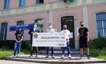 """Il successo delle """"Magliette di Retor"""" a Torre Boldone: raccolti 1.100 euro per l'emergenza"""