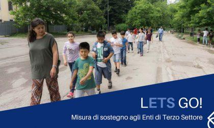"""Al via il bando """"Let's Go"""": 15 milioni di euro per gli enti del Terzo settore in difficoltà"""