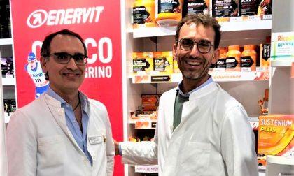 I farmacisti di Piazza Sant'Anna sono tipi che corrono (e aiutano chi corre)