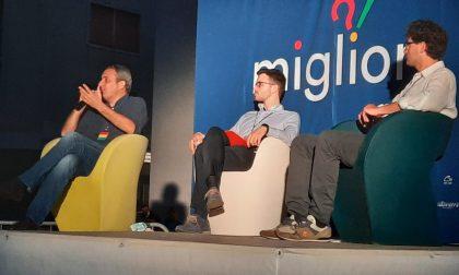Cosa ha raccontato Mario Calabresi ospite al Festival delle Rinascite di Nembro