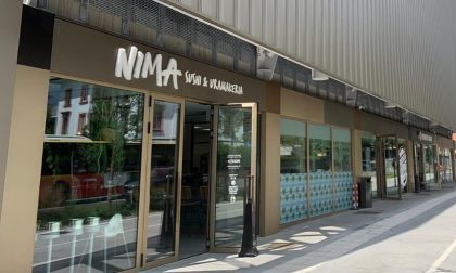 Al Gewiss Stadium ha aperto il terzo ristorante: è il Nima Sushi & Uramakeria