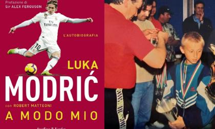 Nell'autobiografia di Luka Modric il ricordo delle partite da ragazzino in Val Seriana