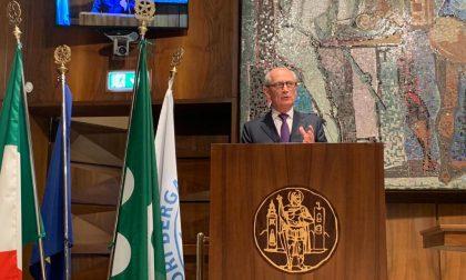 Carlo Mazzoleni è ufficialmente il nuovo presidente della Camera di Commercio di Bergamo