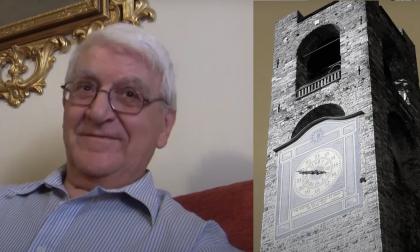 Addio a Giuseppe Sirtoli, l'ultimo campanaro della Torre Civica di Bergamo