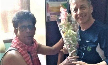 L'odissea in India verso il lieto fine: Siro Rossi in volo, questa sera sarà a Malpensa