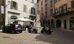 Piazzetta del Delfino, l'incompiuta: facciamone un salotto coi dehors al posto delle auto