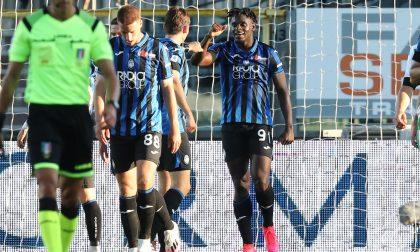 La macchina da gol è tornata in funzione: Atalanta 4 Sassuolo 1