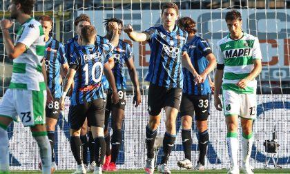 L'Atalanta è un vero luna park: con il Gasp segnati quattro o più gol in ben 22 occasioni