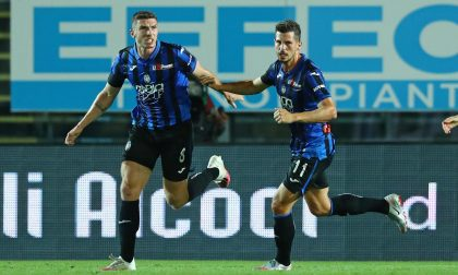 Incredibile rimonta: l'Atalanta ha battuto la Lazio 3-2!
