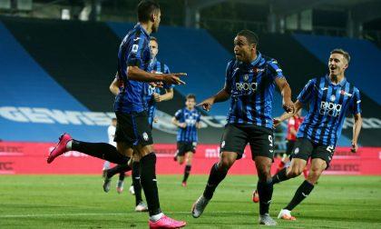 Prima all'inferno, poi in paradiso con vista terzo posto: l'Atalanta ribalta la Lazio (3-2)