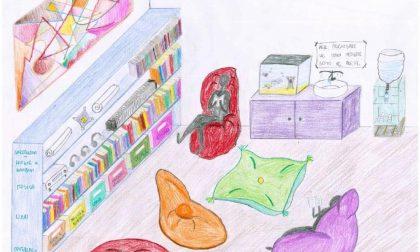 Gli alunni di Albegno disegnano la scuola del futuro. E solo uno su 47 teme il virus