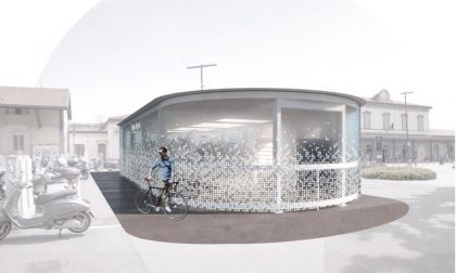Stazione per le bici (alla stazione dei treni), aggiudicati i lavori