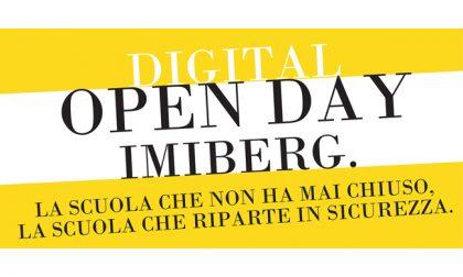 Digital Open Day IMIBERG. La scuola che riparte in sicurezza