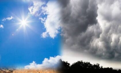 Nuvole da sabato sera, possibili piogge domenica   Previsioni meteo