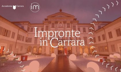 """Arriva la """"Cena in museo"""": il ristorante stellato Impronte arriva alla Carrara"""