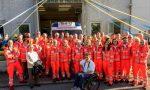 Ermanno Poli dei Volontari di Treviolo: «Porto i segni di quei turni massacranti»