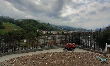 San Giovanni Bianco, al via i cantieri per la scuola, l'illuminazione, la fibra e un ponte