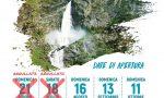 Cascate del Serio, salta anche la notturna del 18 luglio