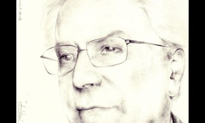 Sorpresa per Luigi Oldani: il Presidente Mattarella gli scrive per ringraziarlo del ritratto
