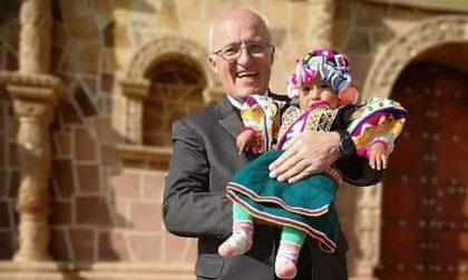 Addio a mons. Scarpellini, vescovo in Bolivia: è stato portato via dal coronavirus