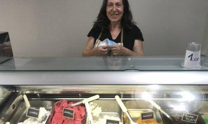 A Osio Sopra c'è una nuova gelateria. Un bel cono di ottimismo da Anna