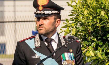 Il colonnello Storoni lascia Bergamo e va alla Direzione investigativa antimafia Triveneto