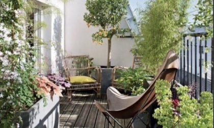 Effetto Covid anche sulla casa: ma quant'è bello avere un balcone fiorito!
