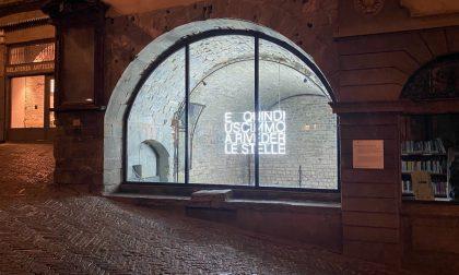 «E quindi uscimmo a riveder le stelle», l'augurio di Edoardo De Cobelli per Bergamo