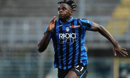 Atalanta sempre più da record: settima vittoria di fila, anche il Napoli battuto 2-0