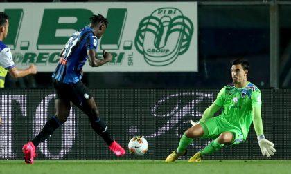 In alto, sempre più in alto: l'Atalanta batte 2-0 la Samp ed è a soli due punti dalla Lazio