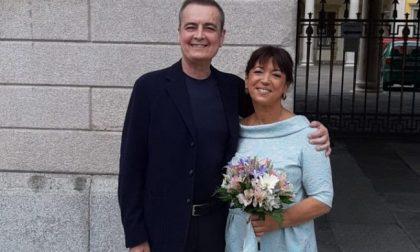 Prima il tumore, poi il Covid. Alla fine, però, Rodolfo e Loredana sono riusciti a sposarsi
