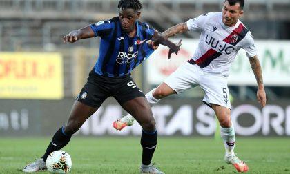 Palomino, Djimsiti e Zapata non preoccupano, tutti e tre verso il recupero per il Milan