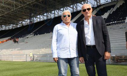 Percassi ci sta provando: vuole che l'Atalanta giochi la prossima Champions a Bergamo