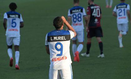 """Gasperini ne cambia 7 ma vince ancora: Cagliari-Atalanta finisce 0-1 e ora la Dea """"vede"""" l'Inter"""