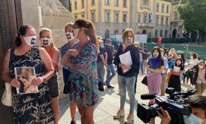 """Le foto e i racconti del secondo """"denuncia day"""": «A Bergamo un'ecatombe. Nulla è andato bene»"""