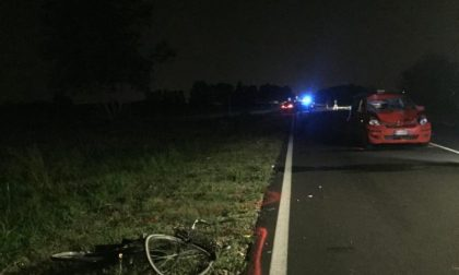 Ragazza di 17 anni investita in bici sulla strada provinciale Francesca. È grave