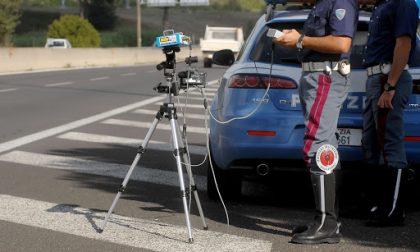 Autovelox e tutor della Polizia: ecco dove saranno in Bergamasca e in Lombardia