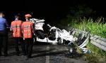 Frontale tra una Ford Fiesta e un furgone: morti sul colpo due 28enni sulla Padana