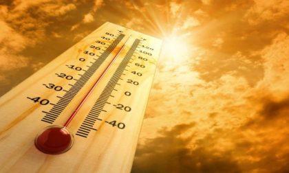 Le temperature del 2020 a Bergamo: ha fatto più freddo che negli ultimi tre anni