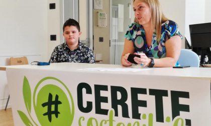 Produttori locali, verde pubblico e recupero pasti: il futuro green di Cerete
