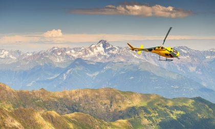 Voli in elicottero, polemica del sindaco di Valbondione: per i disabili no ma in Presolana per la messa sì