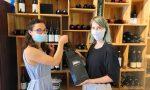 La Trattoria Taiocchi di Curno dice grazie ai medici regalando loro… bottiglie di vino