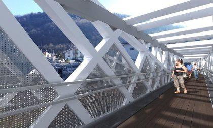 Cene e Gazzaniga saranno collegati da una nuova passerella ciclopedonale sul Serio