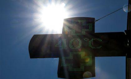 In Bergamasca caldo africano fino al fine settimana, poi attenti all'arrivo del maltempo
