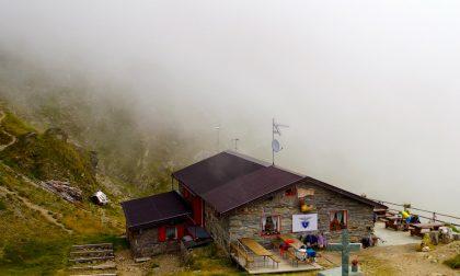 Il Rifugio Tagliaferri, la più alta delle capanne orobiche