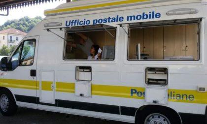Da domani le Poste chiudono per lavori fino al 31 agosto. Sul parcheggio arriva l'ufficio mobile
