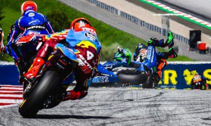 Moto 2: Bastianini scivola e perde la testa del mondiale. Si rifarà