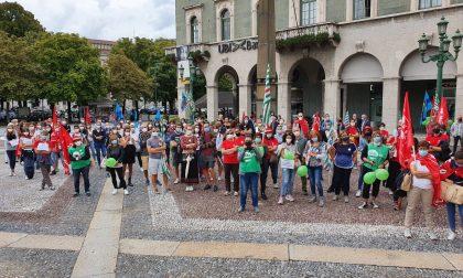 La sanità privata in piazza per chiedere il rinnovo del contratto di lavoro, attende da ben 14 anni